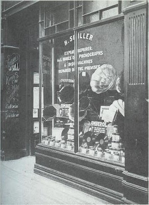 Spillers Records Long Ago