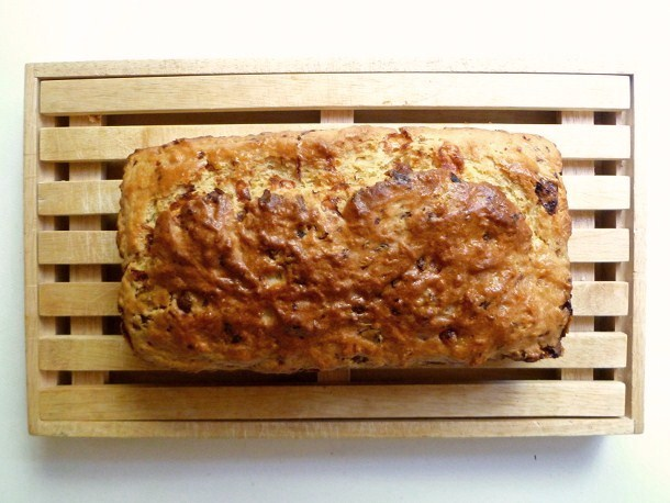 Cookistry: Pepper and Jack Beer Bread