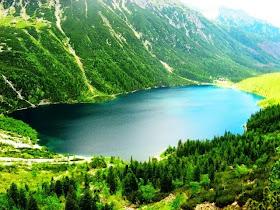 Jezioro Morskie Oko - Zakopane