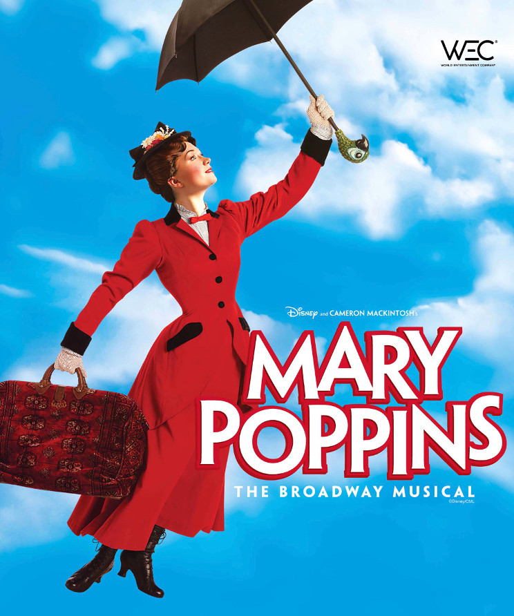 """MARY POPPINS IL MUSICAL"" regia di Federico Bellone"