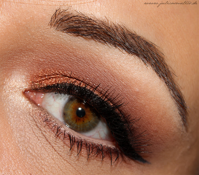 Herbst-Make-Up