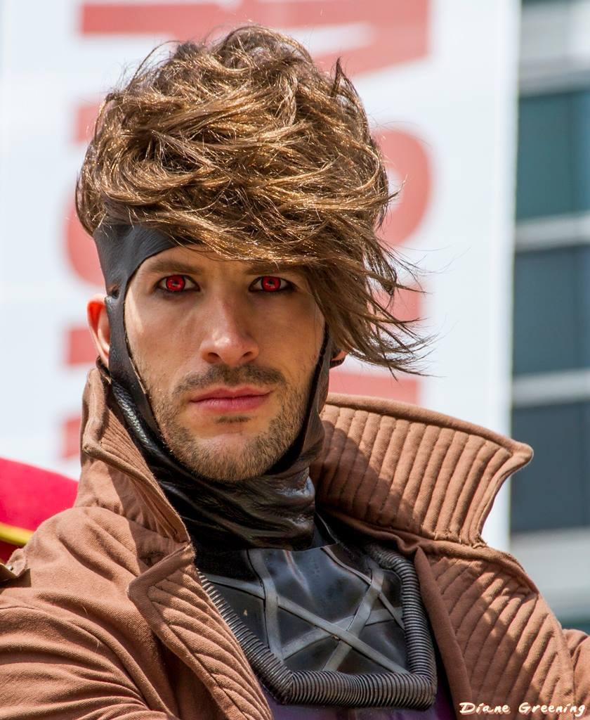 13 X Men Gambit Cosplay Costume Designs Creative Cosplay Designs