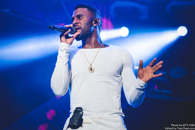 Jason Derulo performing at MTV World Stage Malaysia 2015 on 12 Sep Pic 1 (Credit - MTV Asia & Aloysius Lim)