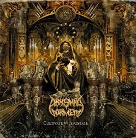 Abysmal Torment - Cultivate the Apostate CD 2014