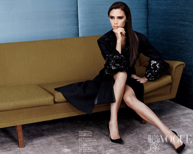Victoria Beckham Vogue China