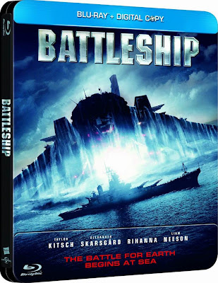 Filme Poster Battleship  A Batalha dos Mares BDRip XviD Dual Audio &amp; RMVB Dublado