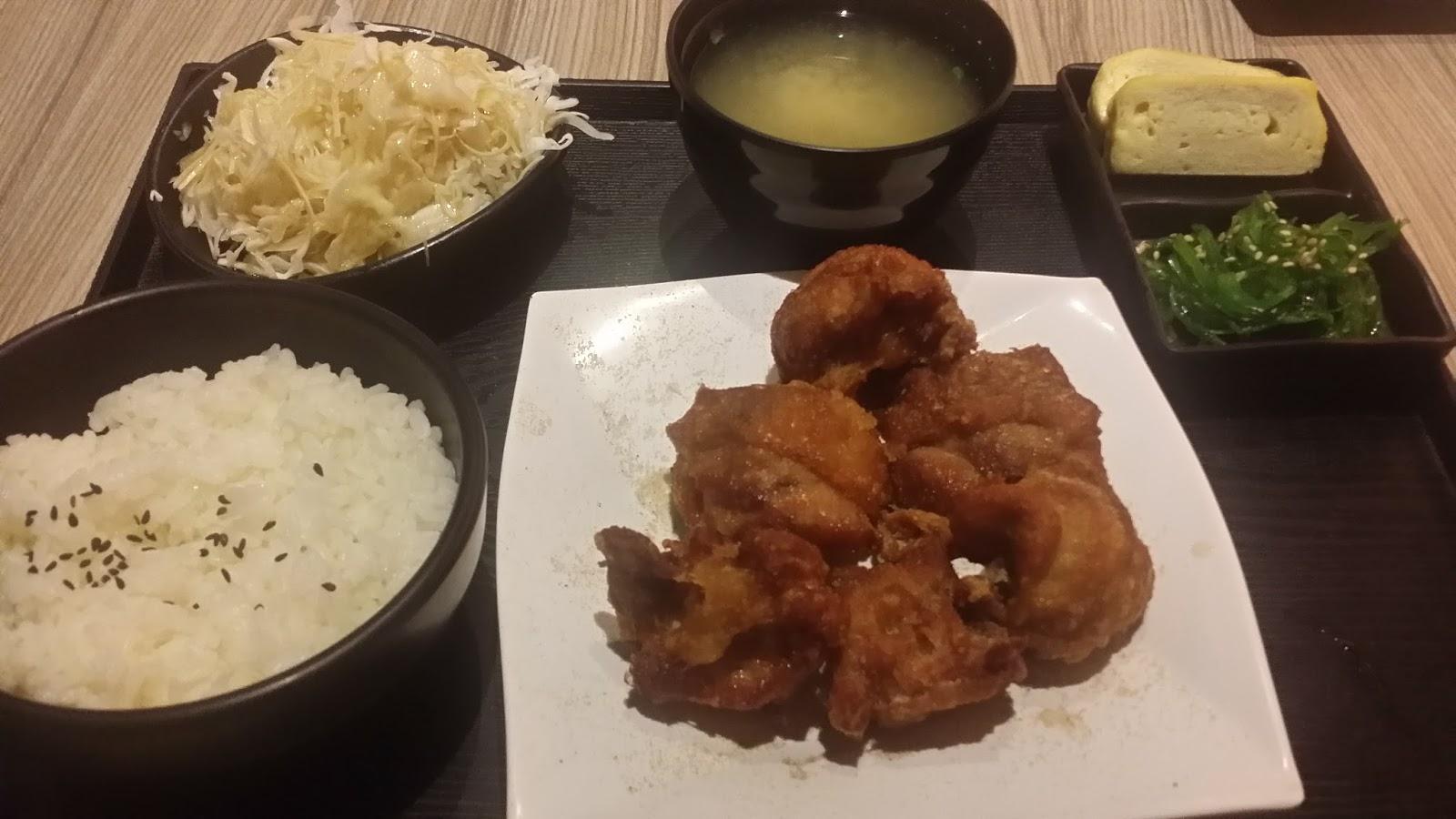 [台南]橋北屋日本家庭料理 - 旅行