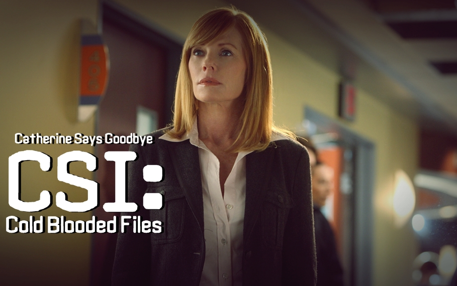 CSI: Cold Blooded Files - Your Best Source of CSI: Las Vegas