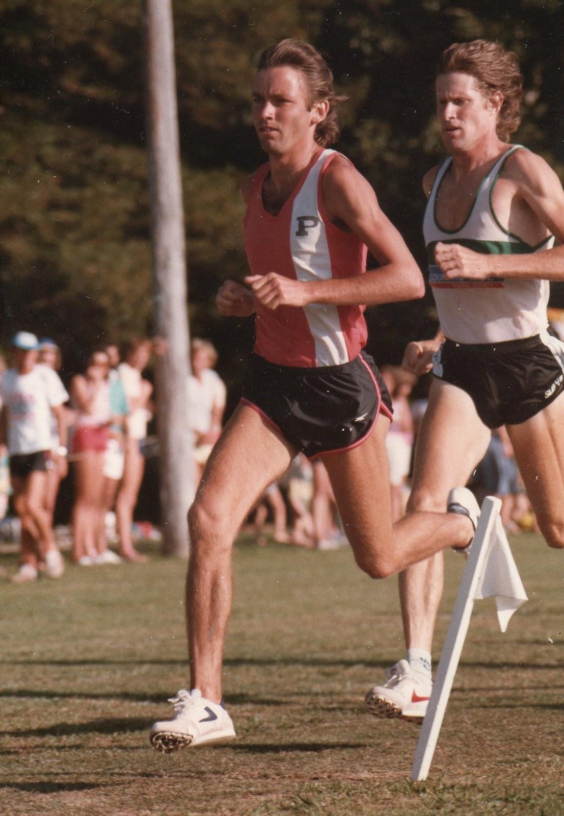 John walker runner