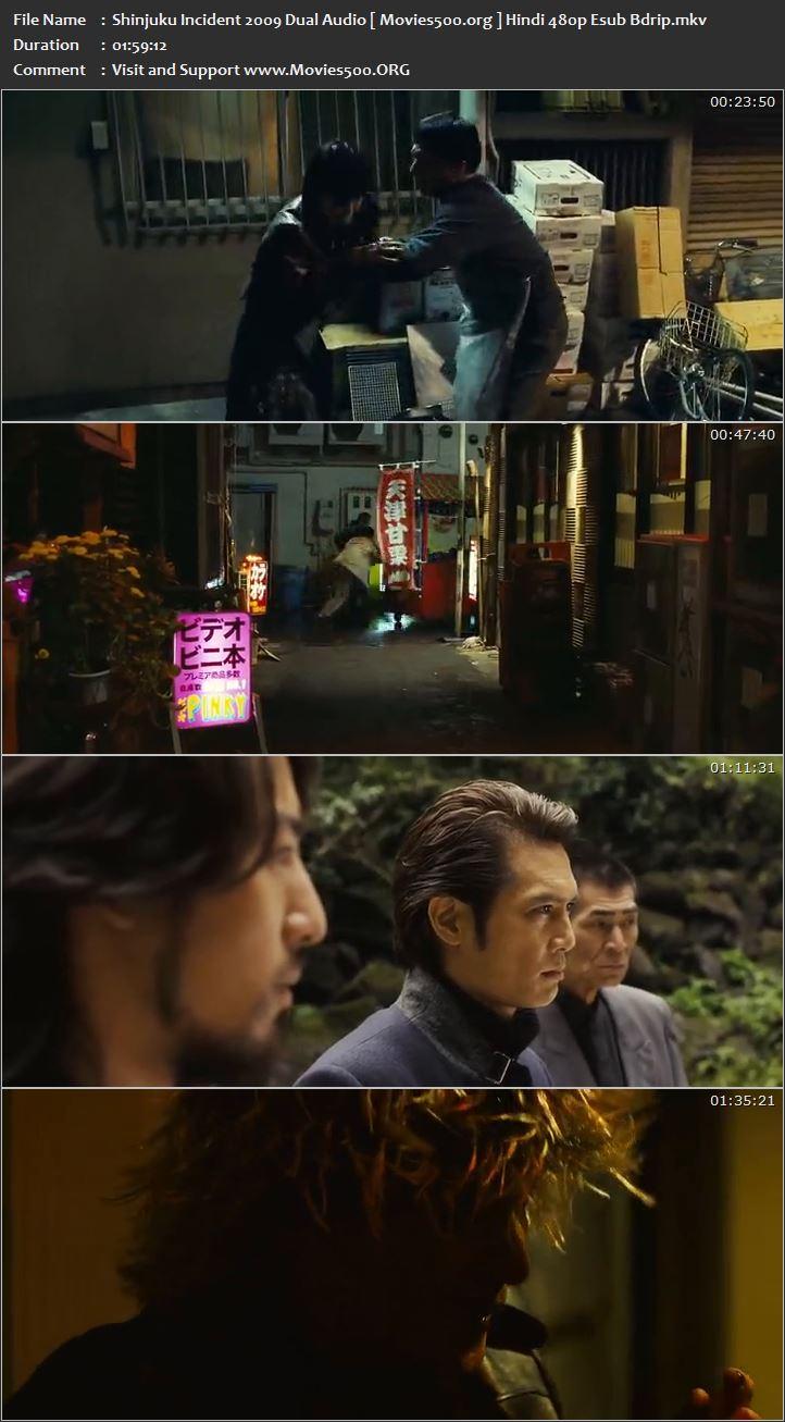 Shinjuku Incident 2009 Full Hindi Dubbed 300MB BDRip 480p at gamezun.com