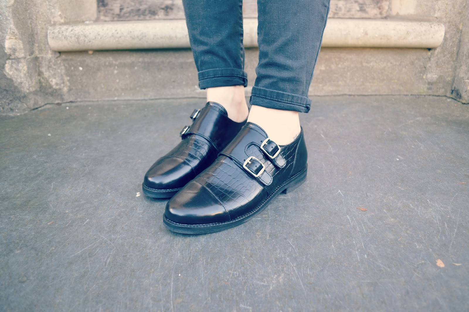 Topshop Konk Monk Shoes