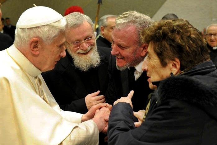 romeo santo padre rome - photo#10