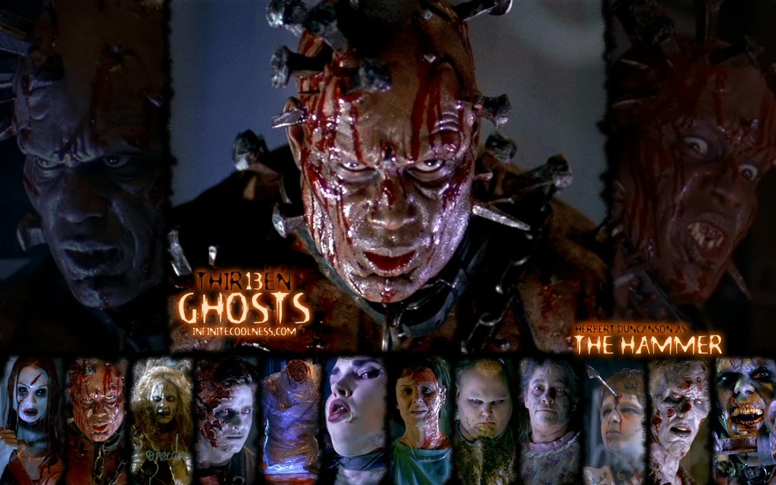 13 ghosts machine