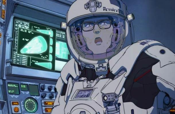 Short Peace. Katsuhiro Otomo. Hi no Youjin (Combustible)