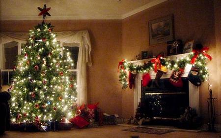 Feliz navidad ideas para adornar el rbol de navidad - Adornar casa para navidad ...