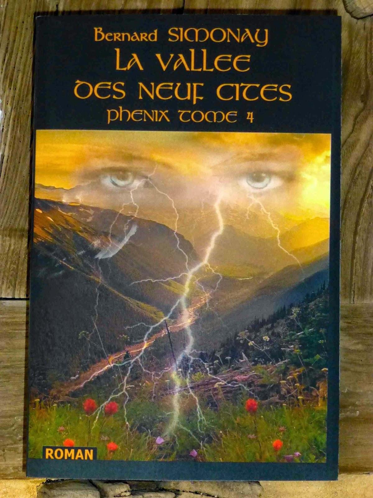 Graal - Phenix Roman de fantasy