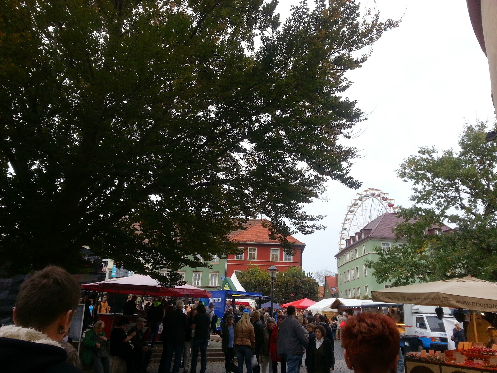 zwiebelmarkt weimar 2014