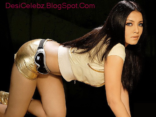 Celina Jaitley showing ass in doggy style