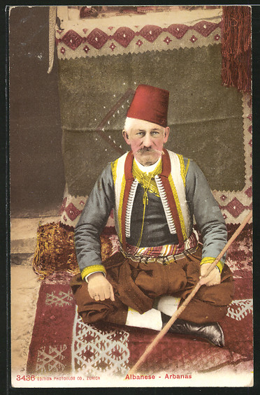 Albanese - Arbanas