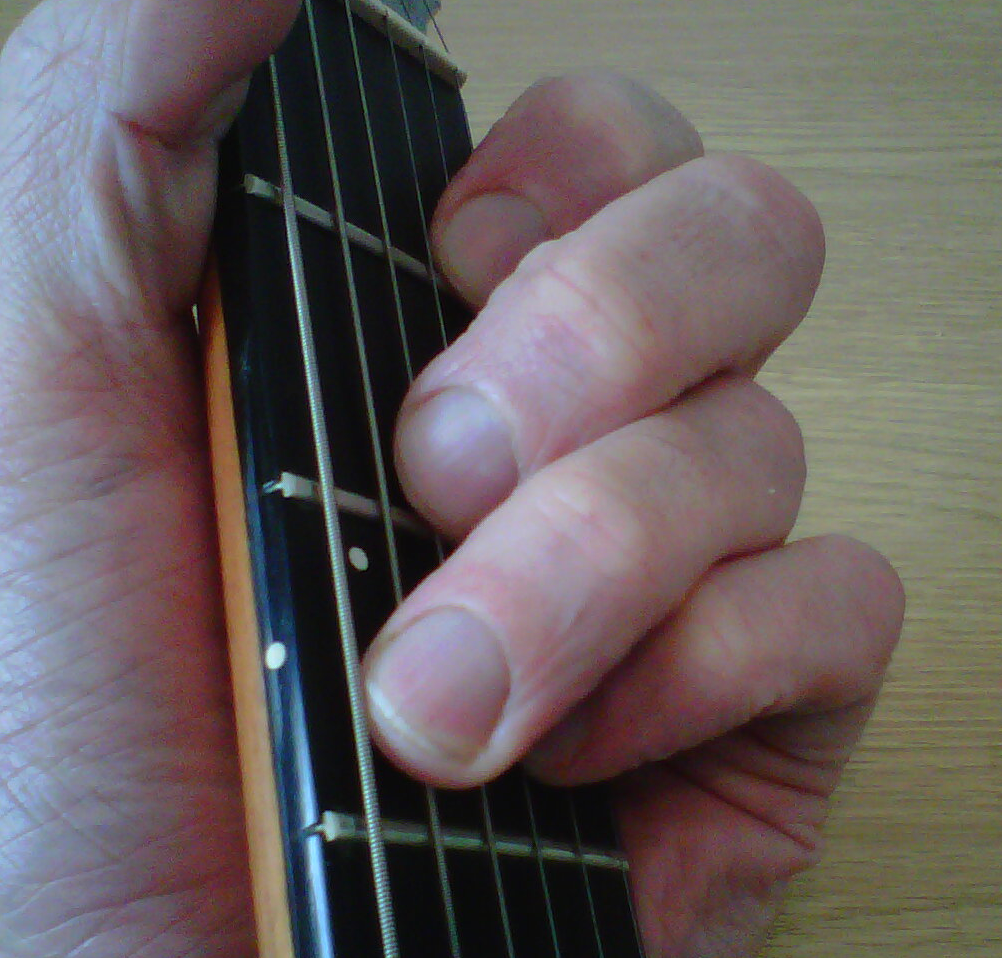 A New Guitar Chord Every Day C7 Guitar Chord