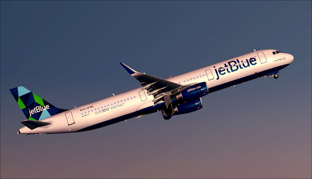 Airbus A321-232(SL) / jetBlue Mint / N942JB Our 200th Aircraft