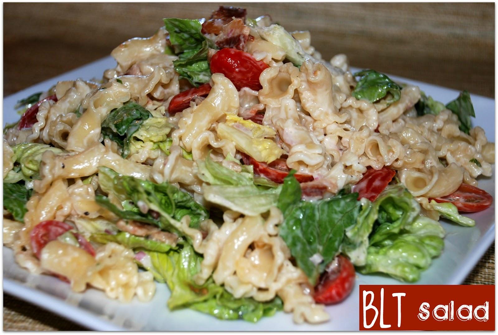Living Rancho Delux: BLT Pasta Salad