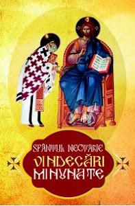 La editura Areopag a apărut volumul: Sfântul Nectarie- Vindecări minunate