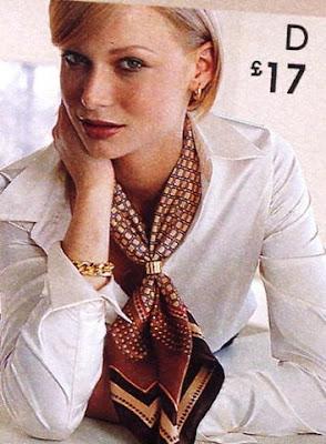 scarf necktie