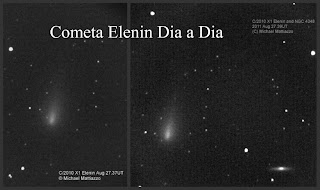 ¿Elenin se esta desintegrando? Southern+Comets+Homepage