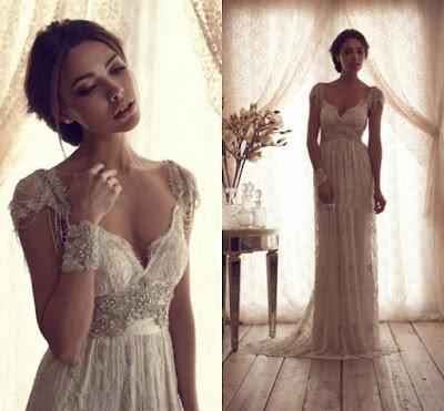 vestido de noiva vintage
