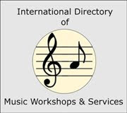 International Directory of Music Workshops & Services