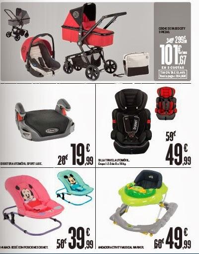 Nuevo catlogo de maletas en alcampo 2014 autos weblog for Ofertas de sillas de oficina en carrefour