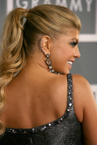 Hairstyles In Ponytails : BCN Hairstyles: High Ponytail Hairstyles