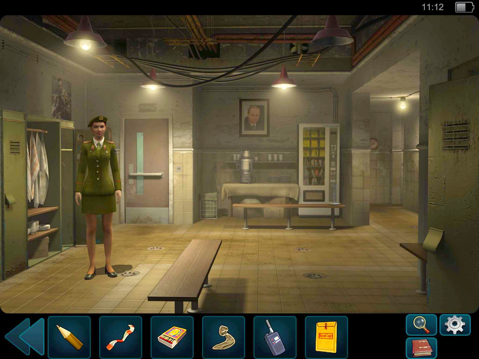 Secret File Tunguska v 1.0.26 Apk + Data