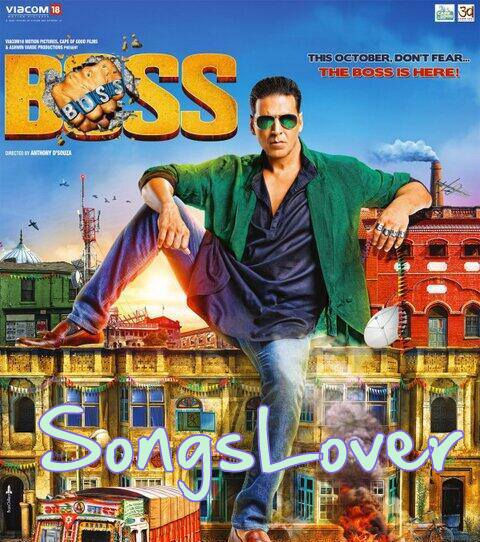 Boss (2013) Mp3 Songs