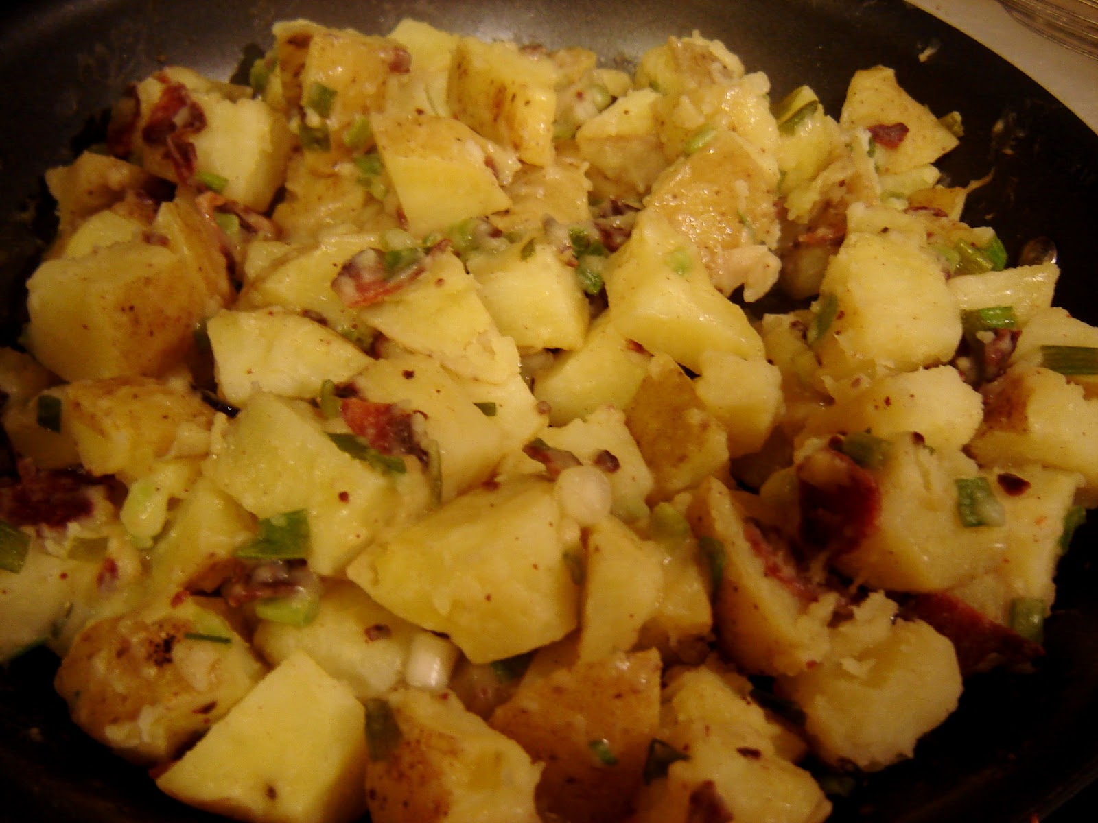 German Potato Salad Recipe — Dishmaps