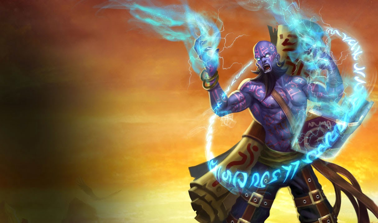Ryze League Of Legends Wallpaper Ryze Desktop Wallpaper