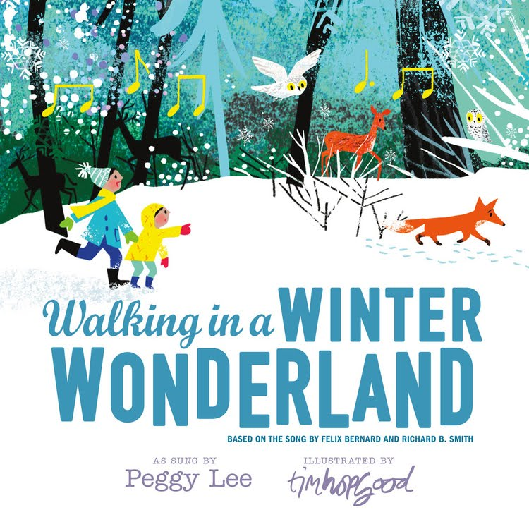 it is very simply the song lyrics beautifully illustrated but it got me thinking about all things wintery snowflakes dressing up warm mittens