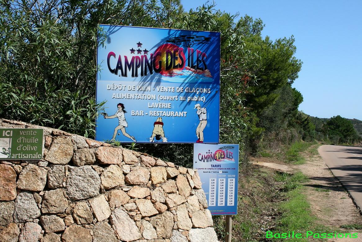 Camping corse bonifacio les iles - Camping bonifacio piscine ...