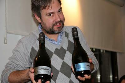 Juanma Terceño con Vilarnau. Blog Esteban Capdevila