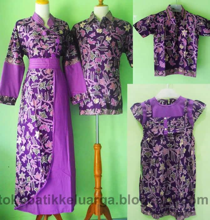 Baju Keluarga Baju Batik Keluarga Baju Sarimbit Keluarga