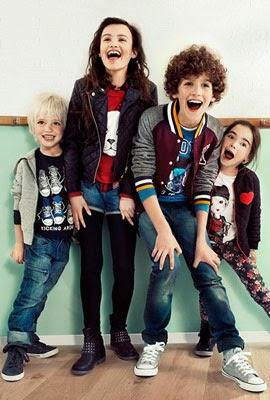 ropa infantil C&A vuelta al cole otoño invierno 2014 2015