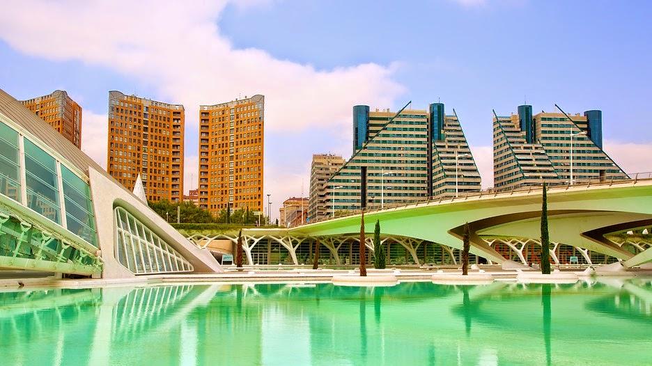 Spain attractions valencia 10 Top