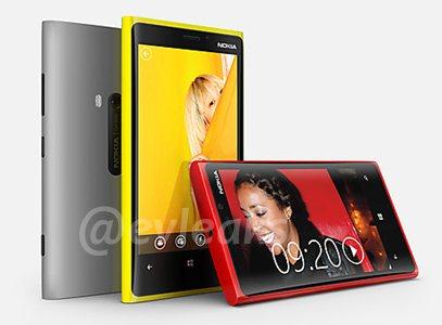 Nuovo smartphone wp8 lumia 920 di Nokia