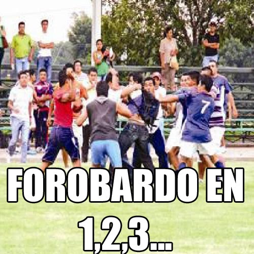 Los borrachos del tablon