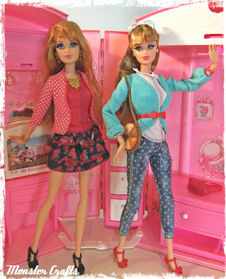 Midge barbie dolls