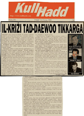 46 - John Dalli and the Daewoo Scandal