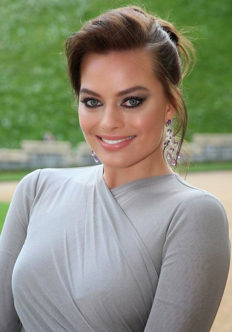 The Latest Celebrity Picture Margot Robbie