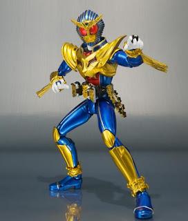 Bandai SH Figuarts Kamen Rider Wizard Beast Hyper Form - Tamashii Web Exclusive Figure