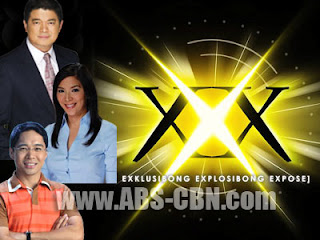 XXX ABS-CBN Kapamilya Network Exklusibong Explosibong Expose | XXX Exclusive Explosive Expose ABS-CBN | XXX Investigative News Crime Show
